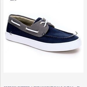 Sperry Navy Cutter 2 Eye